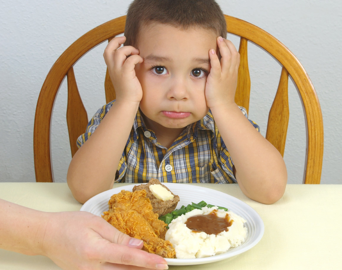 Read more about the article Why Do Children Lose Their Appetite?