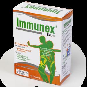 IMMUNEX Extra Capsules (60)