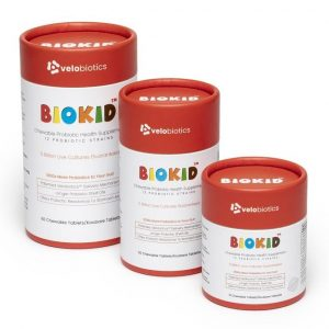 BioKid Probiotic Chewable Tablets for Children
