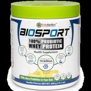 BioSport – 100% Probiotic Whey Protein