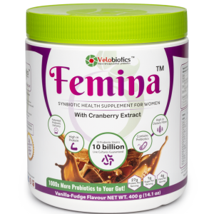 Femina Probiotic Meal Replacement with Cranberry Extract for Women