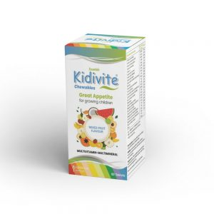 Kidivite Chewables 60s