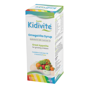 KIDIVITE OmegaVita Syrup (200ml)