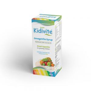 KIDIVITE OmegaVita (200ml)